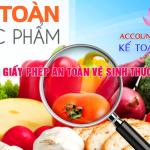 Dịch vụ làm giấy phép an toàn thực phẩm tại Đà Nẵng chuyên nghiệp