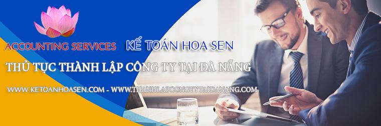 Thu tuc thanh lap cong ty tai Da Nang chi tiet